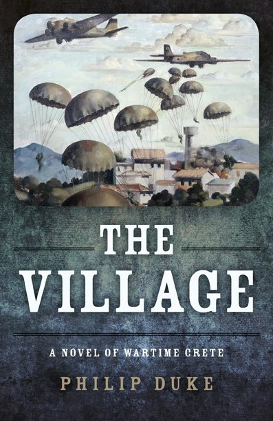 front cover for The Village